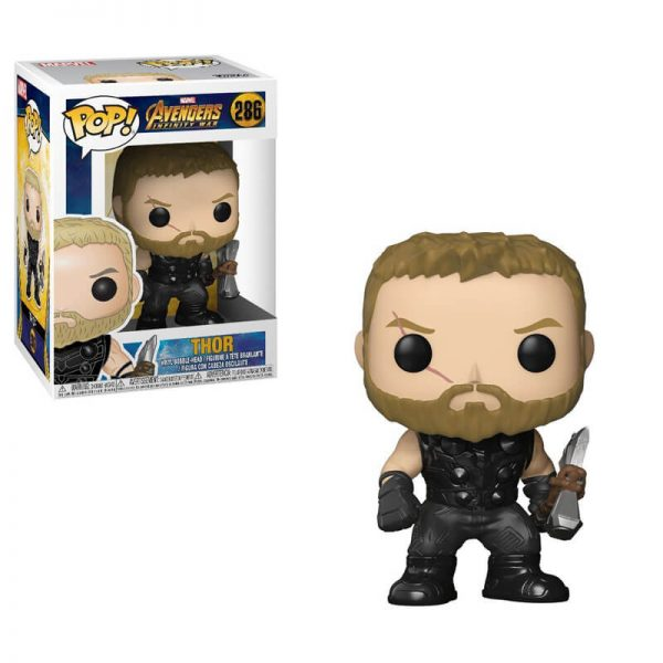 Infinity War Thor POP! Figure 2