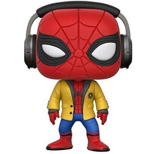 Spider-Man-Homecoming-With-Headphones-Pop-Figure