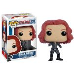 Captain America Black Widow POP! Figure 2