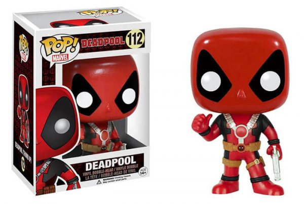 Deadpool POP! Figure Competition