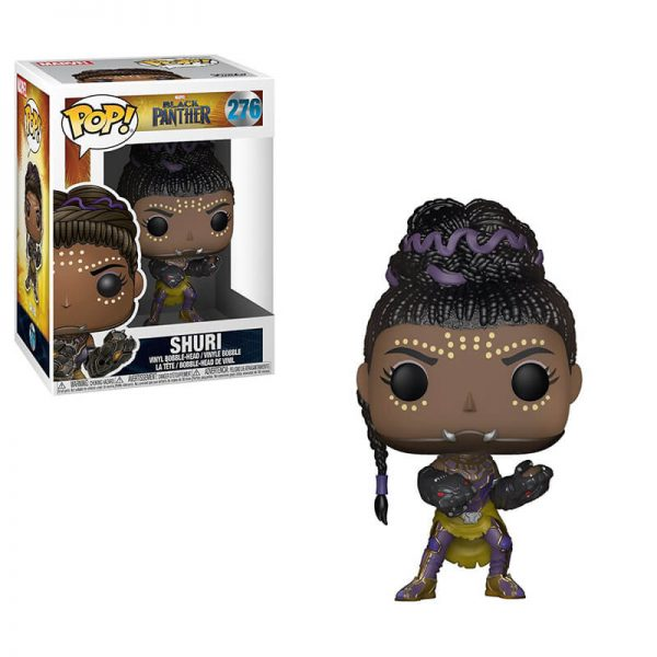 Black Panther Shuri POP! Figure 2