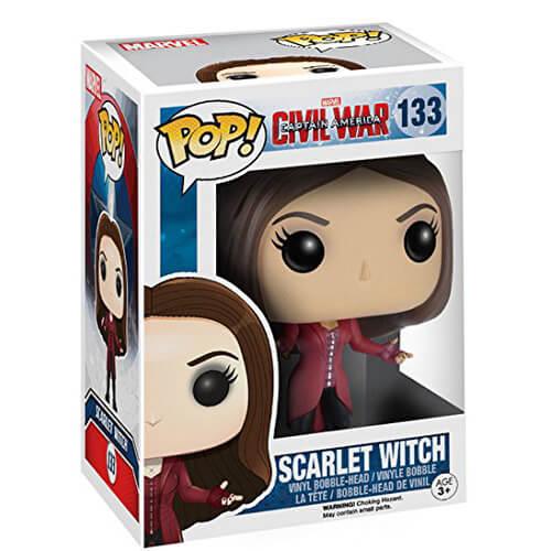 Captain America 3 Scarlet Witch POP! Figure2