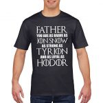Game of Thrones Father's Day T-Shirt