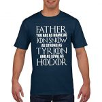 Game of Thrones Father's Day T-Shirt2