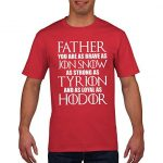 Game of Thrones Father's Day T-Shirt3