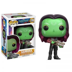 Guardians of the Galaxy 2 Gamora POP! Figure2