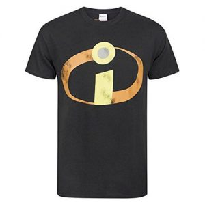 The Incredibles 2 Distressed Logo T-Shirt