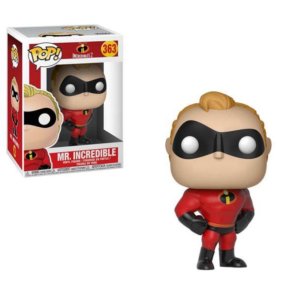 Incredibles 2 Mr Incredible POP! Figure 2