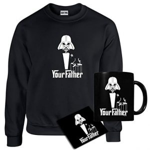 Star Wars Darth Vader Your Father Gift Set
