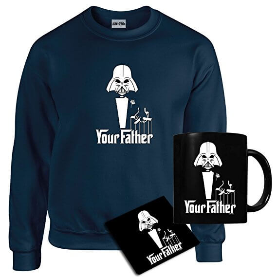 Star Wars Darth Vader Your Father Gift Set3
