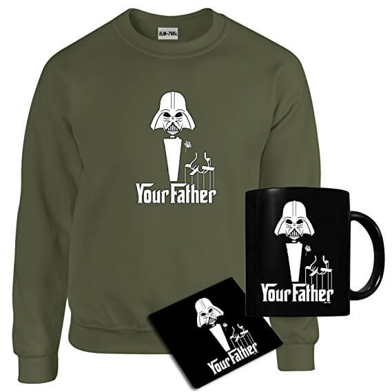 Star Wars Darth Vader Your Father Gift Set2