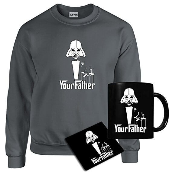 Star Wars Darth Vader Your Father Gift Set4