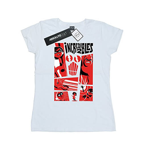 The Incredibles 2 Collage T-Shirt2