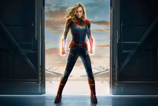 Captain Marvel 2019 Official Trailer