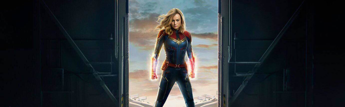 First look at Brie Larson's Captain Marvel – Official Trailer Out Now
