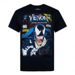 Marvel Venom Comic T-Shirt Amazon