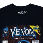 Marvel Venom Comic T-Shirt Top Half