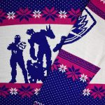 Marvel Guardians of The Galaxy Christmas Jumper