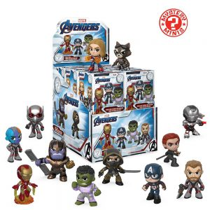 Mystery Avengers: Endgame Mini Funko POP! Figures