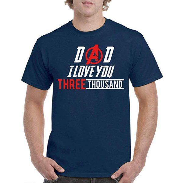 Avengers: Endgame I Love You 3000 T-Shirt
