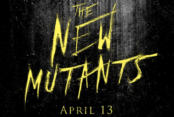 The New Mutants horror-tinged X-Men spin-off