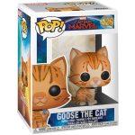 Captain Marvel Goose The Cat Pop Figure Box