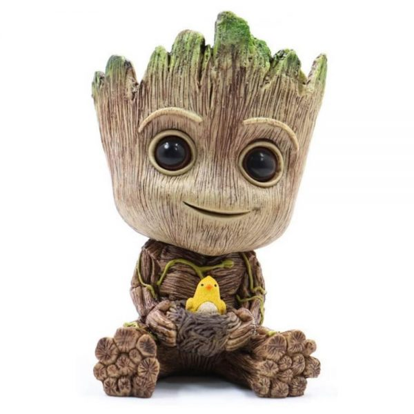 Guardian of the Galaxy Baby Groot Flower Pot