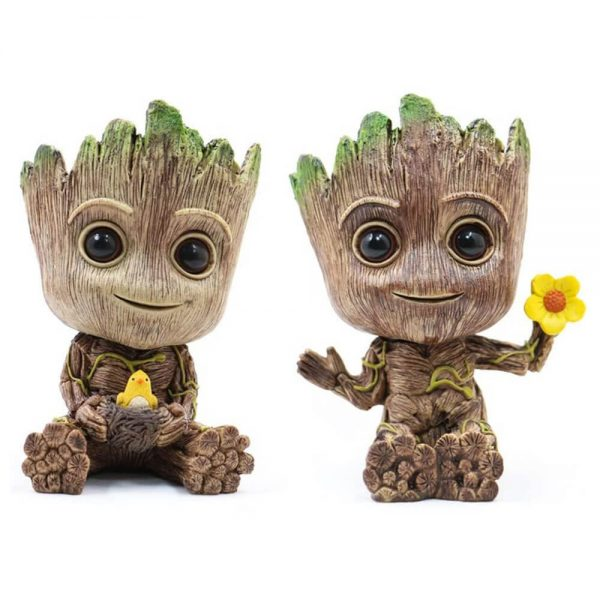 Guardian of the Galaxy Baby Groot Flower Pots