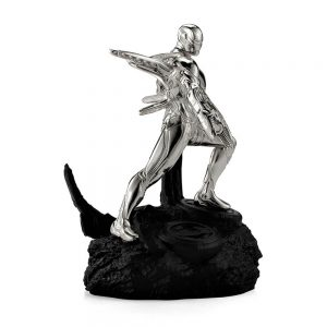 Iron Man Infinity War Collectible Statue side