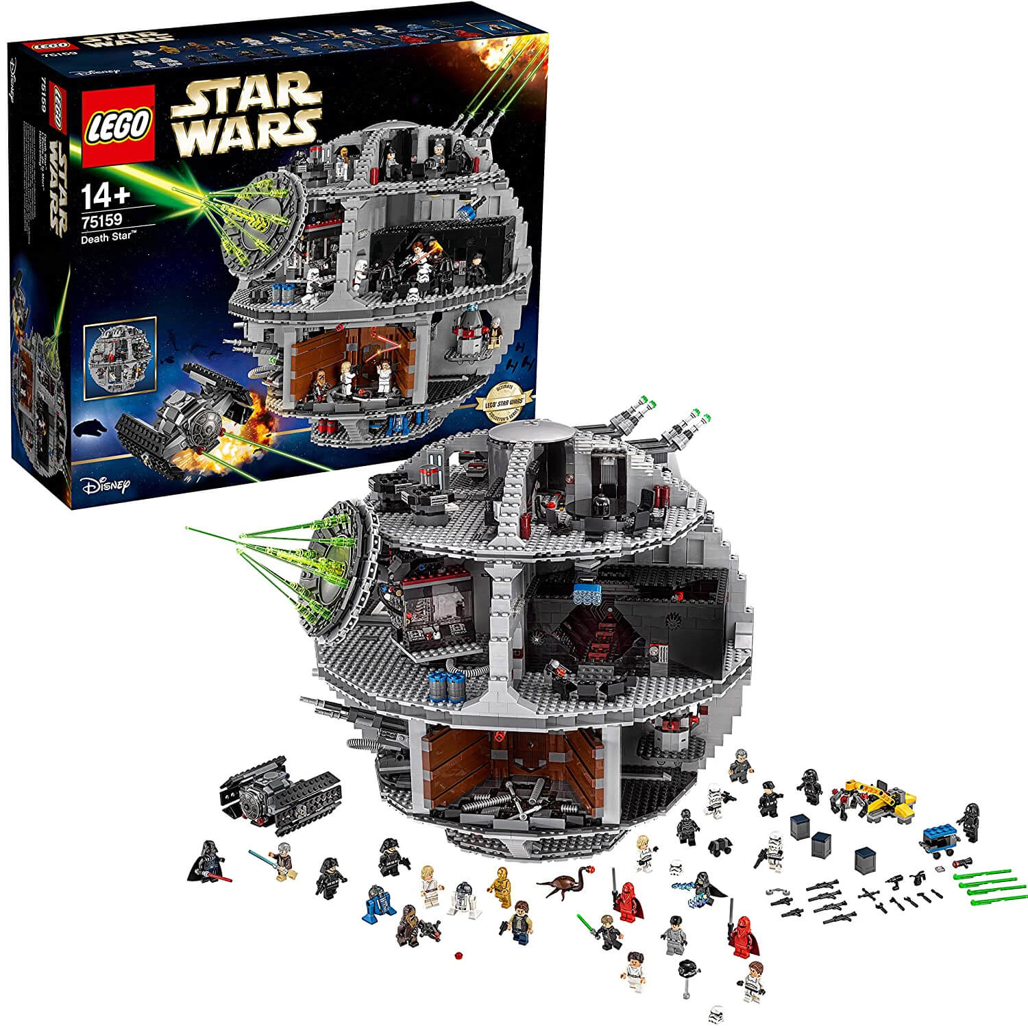 2020 Father's Day Star Wars Death Star